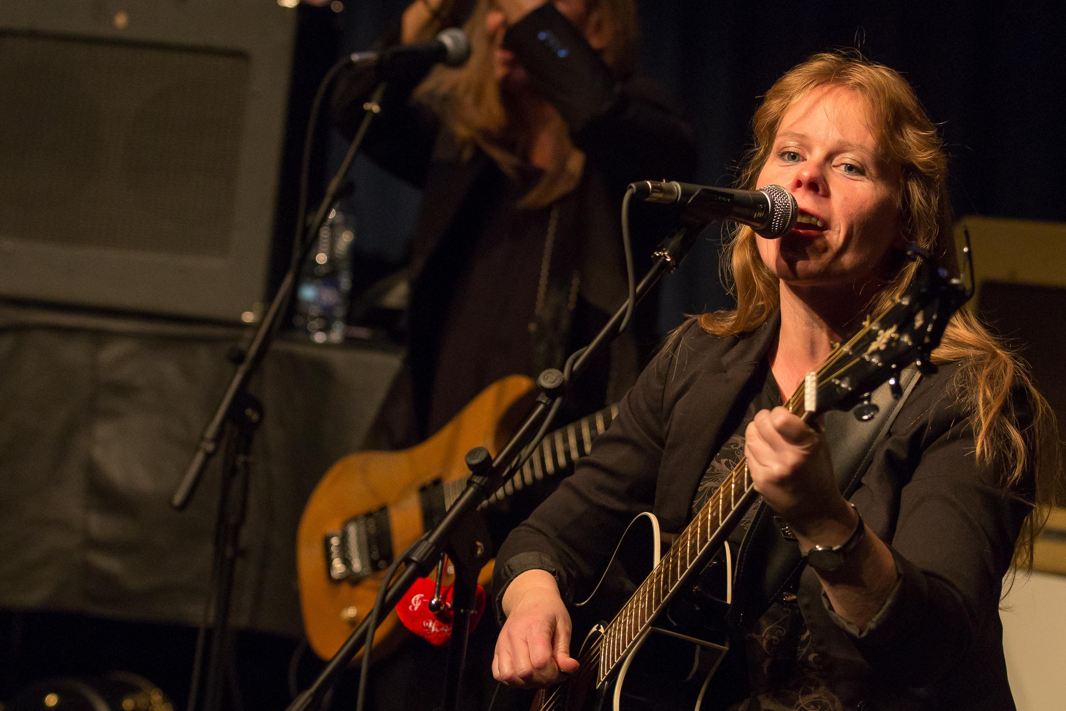 June Beltoft, musician, singer and songwriter