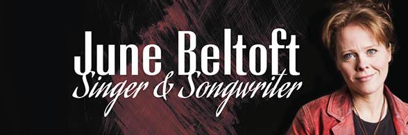 June Beltoft - musiker, sanger, sangskriver og huskunstner