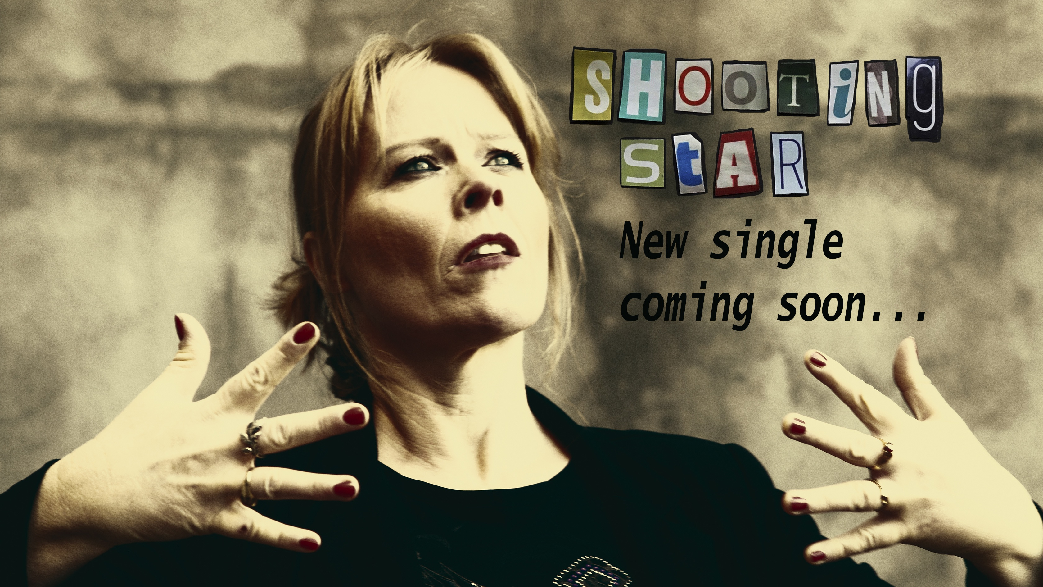 June Beltoft - singer and songwriter - Shooting Star, new single coming up